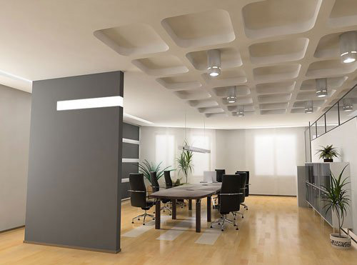 办公室装修之设计整体观