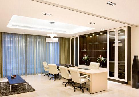 现代简约办公室设计的三大特点